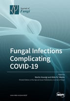 Special issue Fungal Infections Complicating COVID-19 book cover image