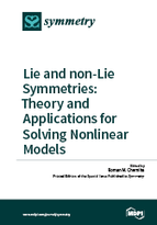 Special issue Lie Theory and Its Applications book cover image