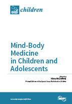 Special issue Mind-Body Medicine in Children and Adolescents book cover image