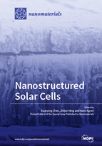 Special issue Nanostructured Solar Cells book cover image