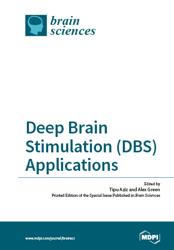 Special issue Deep Brain Stimulation (DBS) Applications book cover image