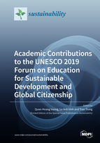 Academic Contributions to the UNESCO 2019 Forum on Education for Sustainable Development and Global Citizenship