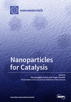 Special issue Nanoparticles for Catalysis book cover image