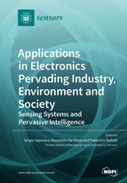 Special issue Applications in Electronics Pervading Industry, Environment and Society – Sensing Systems and Pervasive Intelligence book cover image