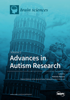 Special issue Advances in Autism Research book cover image