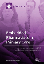 Special issue Embedded Pharmacists in Primary Care book cover image