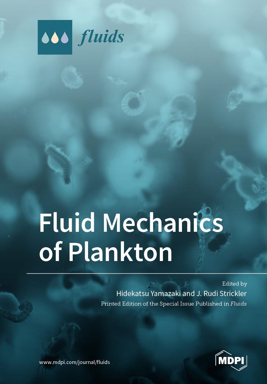 Fluid Mechanics of Plankton