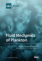 Special issue Fluid Mechanics of Plankton book cover image