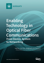Enabling Technology in Optical Fiber Communications: From Device, System to Networking