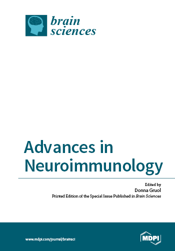 Special issue Advances in Neuroimmunology book cover image