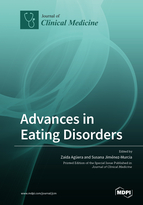 Special issue Advances in Eating Disorders book cover image