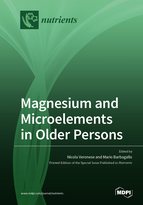 Magnesium and Microelements in Older Persons