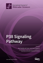 Special issue P38 Signaling Pathway book cover image