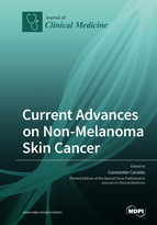 Special issue Current Advances on Non-Melanoma Skin Cancer book cover image