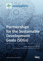 Special issue Partnerships for the Sustainable Development Goals (SDGs) book cover image