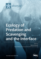 Ecology of Predation and Scavenging and the Interface