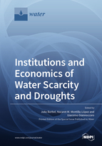 Special issue Institutions and Economics of Water Scarcity and Droughts book cover image