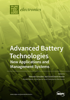 Advanced Battery Technologies: New Applications and Management Systems