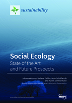 Special issue Social Ecology. State of the Art and Future Prospects book cover image