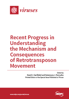 Special issue Recent Progress in Understanding the Mechanism and Consequences of Retrotransposon Movement book cover image