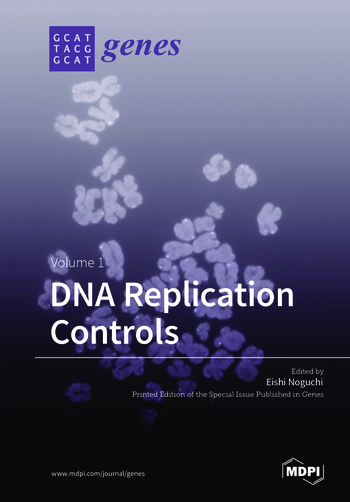 DNA Replication Controls Volume 1