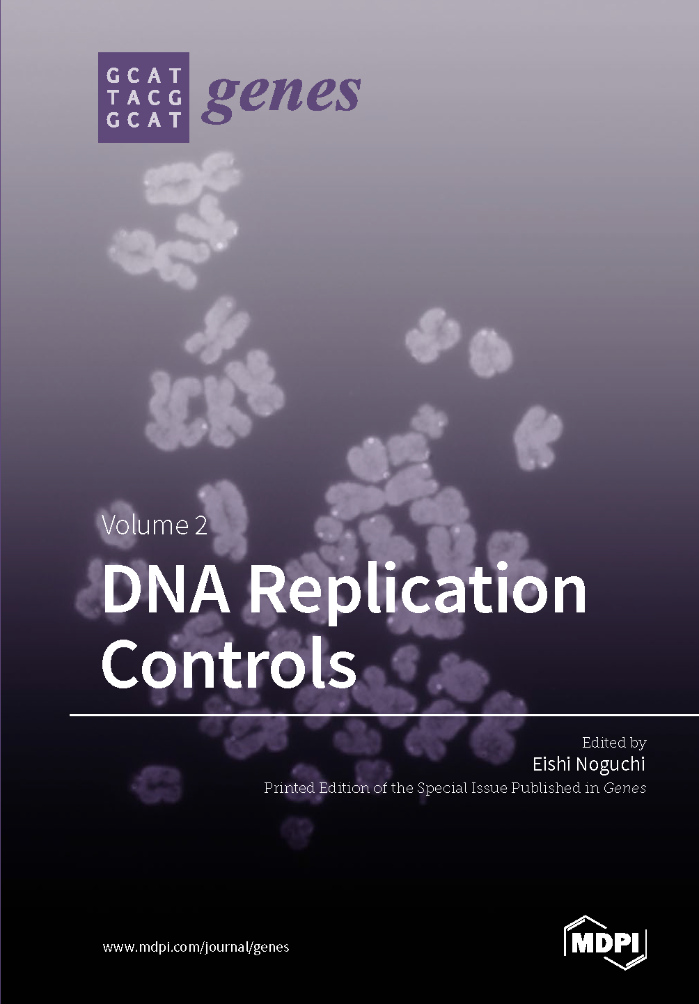 DNA Replication Controls Volume 2