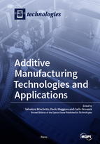 Special issue Additive Manufacturing Technologies and Applications book cover image