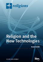 Special issue Religion and the New Technologies book cover image
