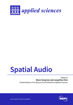 Special issue Spatial Audio book cover image