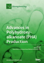 Special issue Advances in Polyhydroxyalkanoate (PHA) Production book cover image