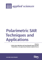 Special issue Polarimetric SAR Techniques and Applications book cover image