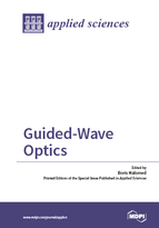 Special issue Guided-Wave Optics book cover image