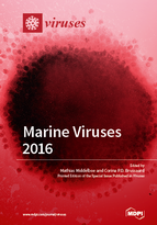 Special issue Marine Viruses 2016 book cover image
