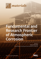 Special issue Fundamental and Research Frontier of Atmospheric Corrosion book cover image
