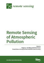 Special issue Remote Sensing of Atmospheric Pollution book cover image