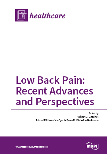 Low Back Pain: Recent Advances and Perspectives