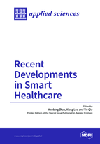 Special issue Smart Healthcare book cover image