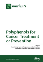 Special issue Polyphenols for Cancer Treatment or Prevention book cover image