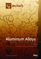 Special issue Aluminum Alloys book cover image