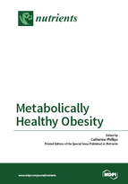 Special issue Metabolically Healthy Obesity book cover image