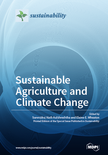 Sustainable Agriculture and Climate Change