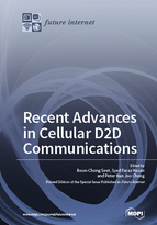 Special issue Recent Advances in Cellular D2D Communications book cover image