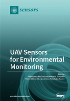 Special issue UAV Sensors for Environmental Monitoring book cover image