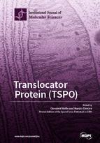 Special issue Translocator Protein (TSPO) book cover image