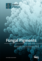 Special issue Fungal Pigments book cover image