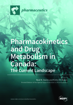 Special issue Pharmacokinetics and Drug Metabolism in Canada: The Current Landscape book cover image