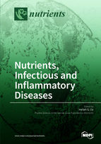 Special issue Nutrients, Infectious and Inflammatory Diseases book cover image