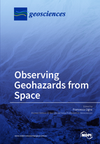 Special issue Observing Geohazards from Space book cover image