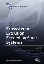 Special issue Ecosystemic Evolution Feeded by Smart Systems book cover image