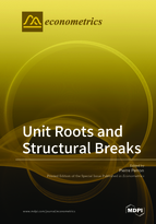 Special issue Unit Roots and Structural Breaks book cover image